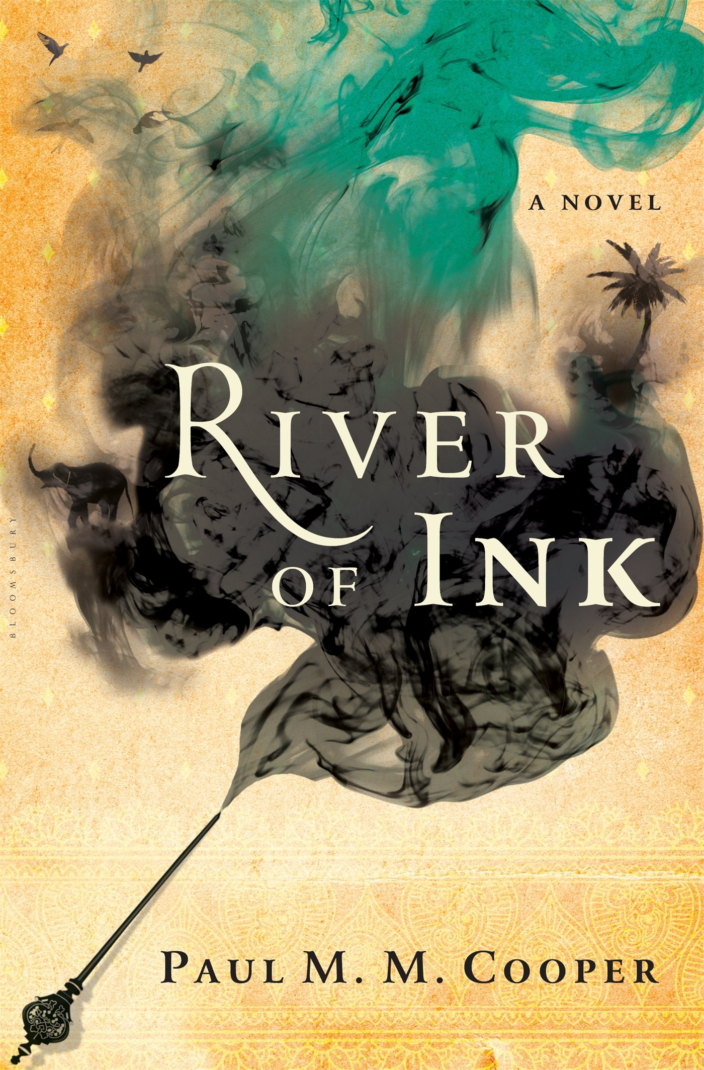 "Through a ""River of Ink"""