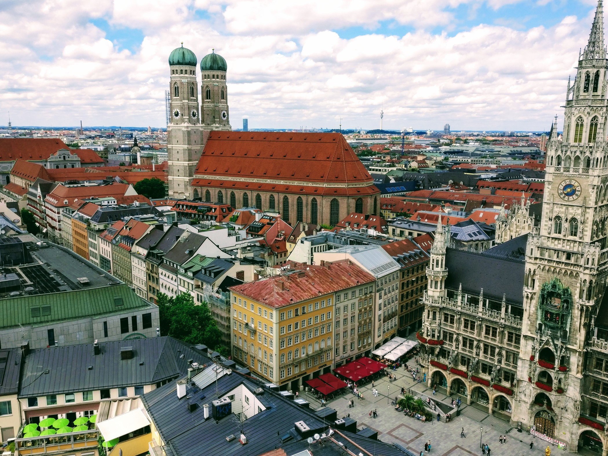 A few days in Munich, Part I