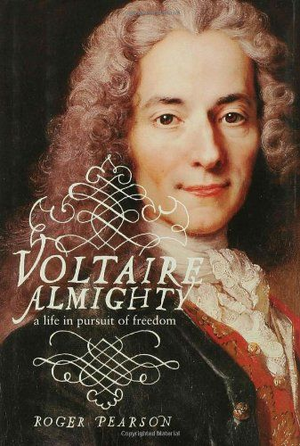 "Book of the month: ""Voltaire Almighty"""